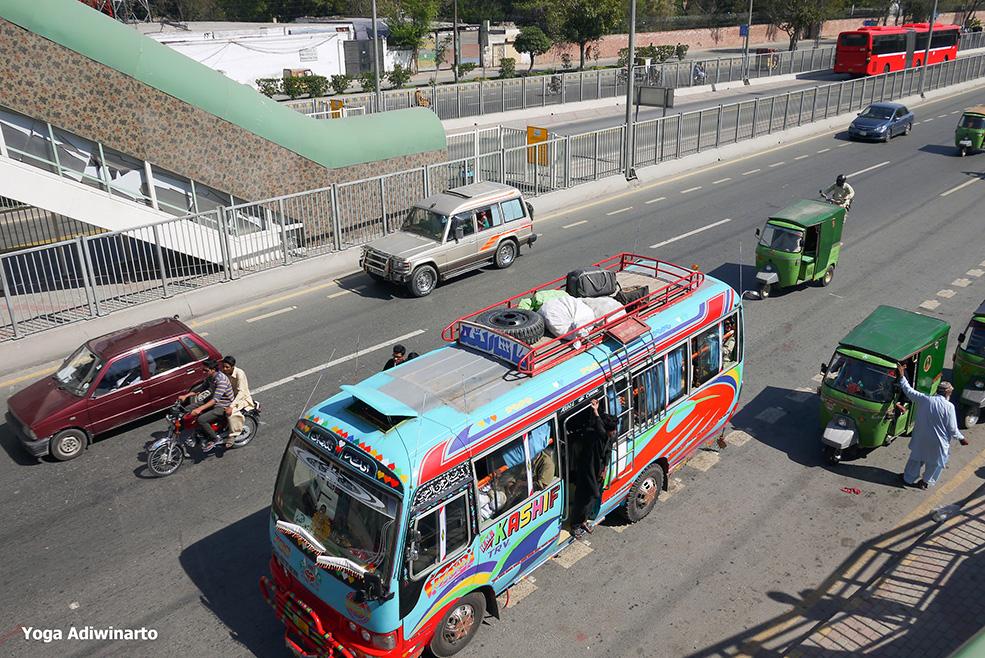 拉合尔城市交通