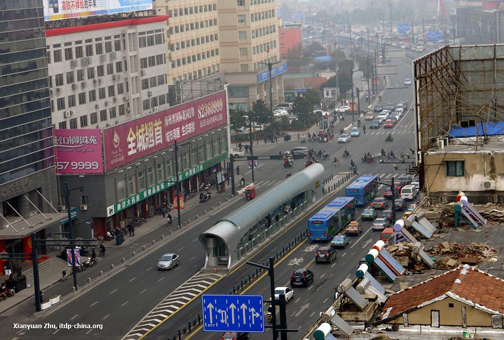 Lianyungang urban transport