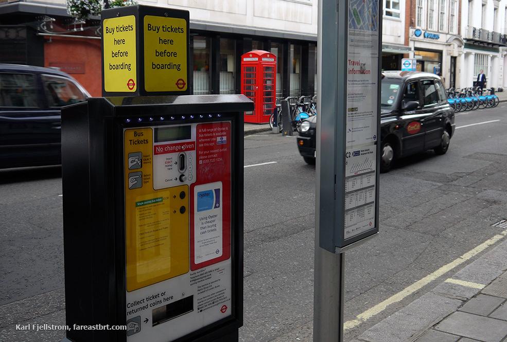 London urban transport