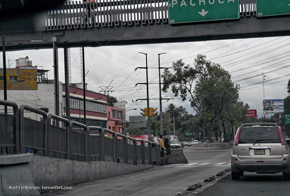墨西哥城城市交通