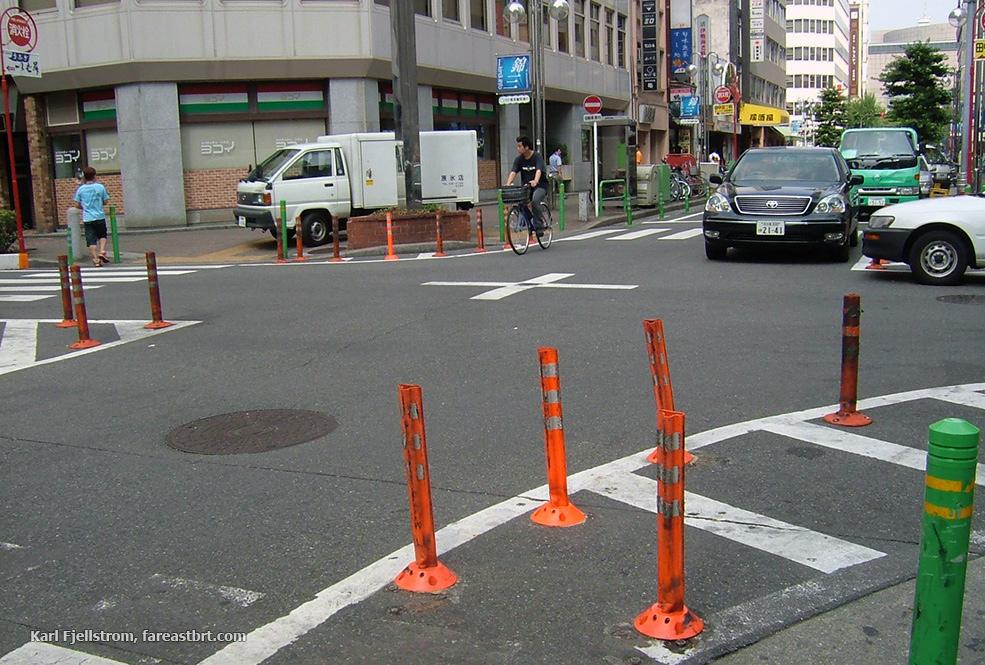 Nagoya urban transport