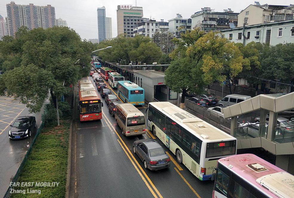 Nanchang urban transport