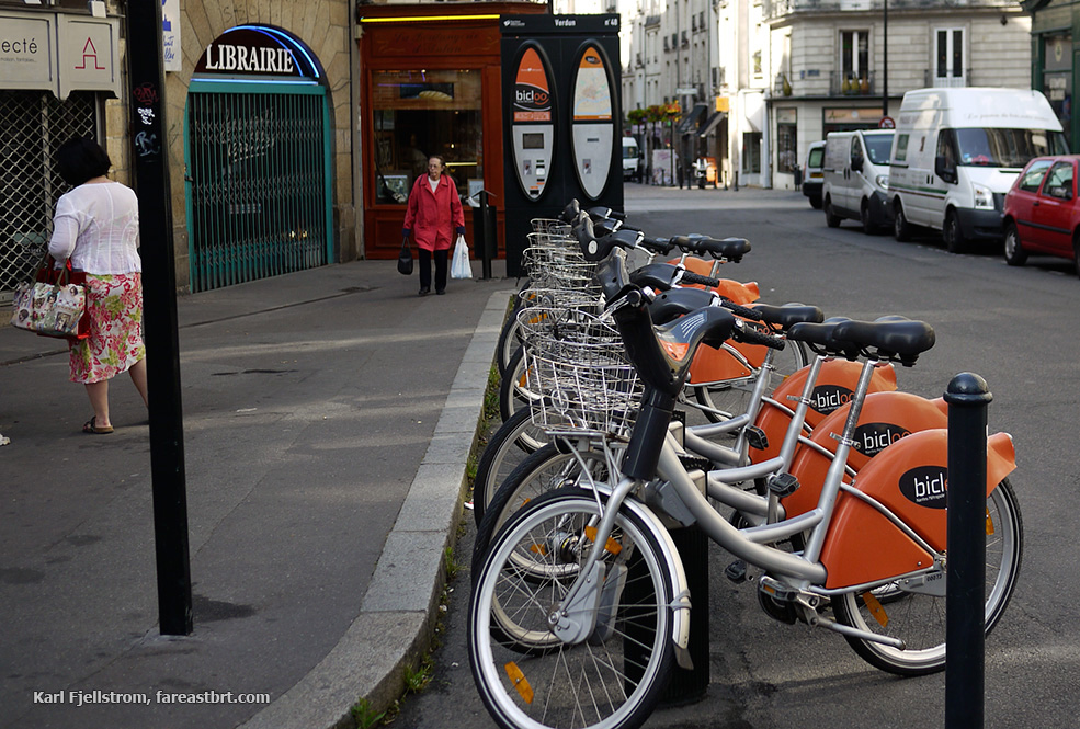 Nantes urban transport