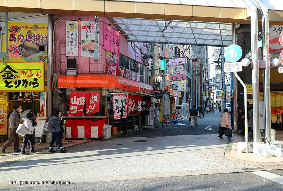 Osaka urban transport