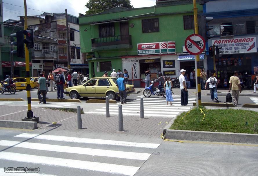 Pereira urban transport