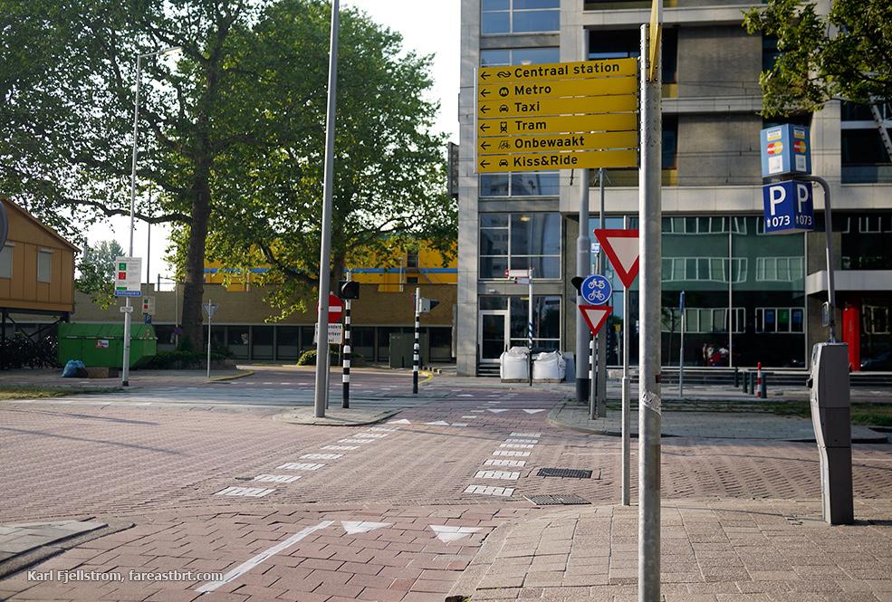 Rotterdam urban transport