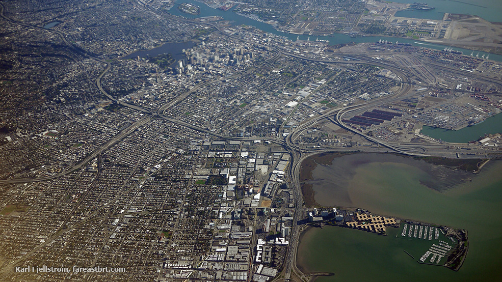 San Francisco urban transport