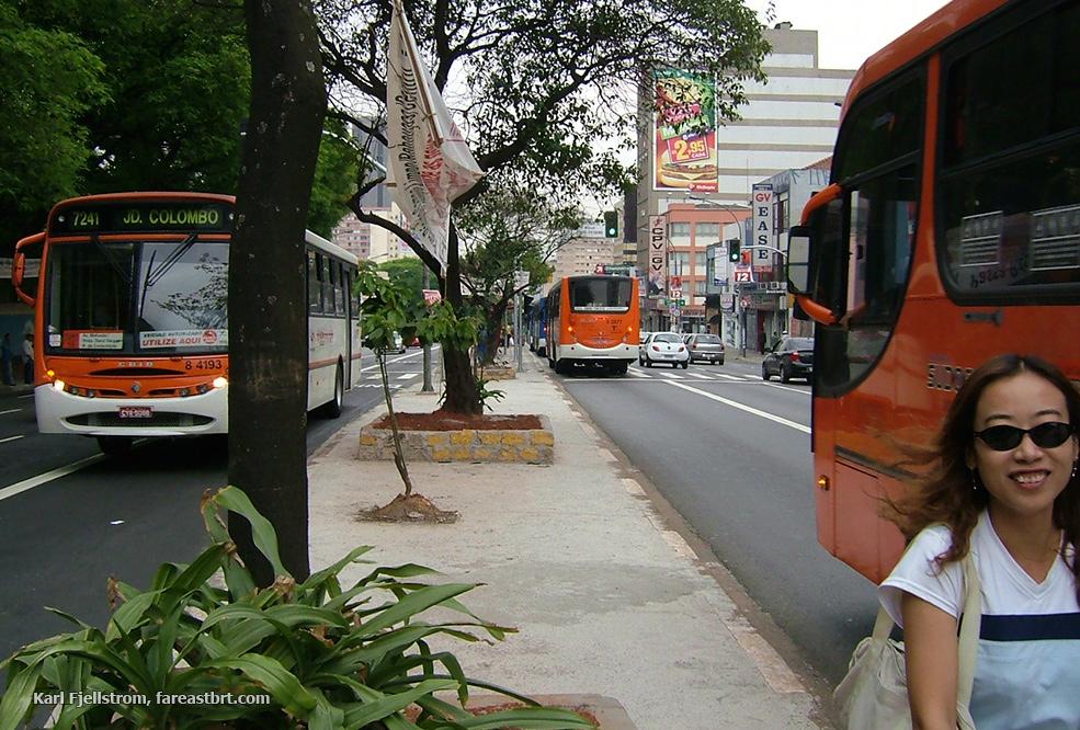 Sao Paulo urban transport