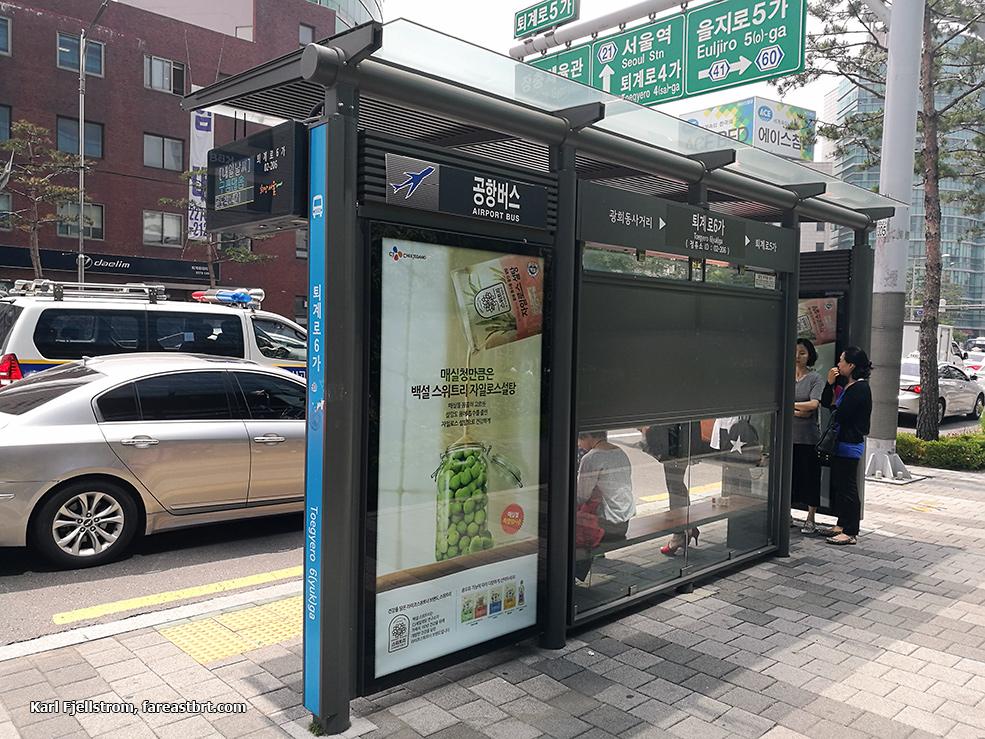 Seoul urban transport