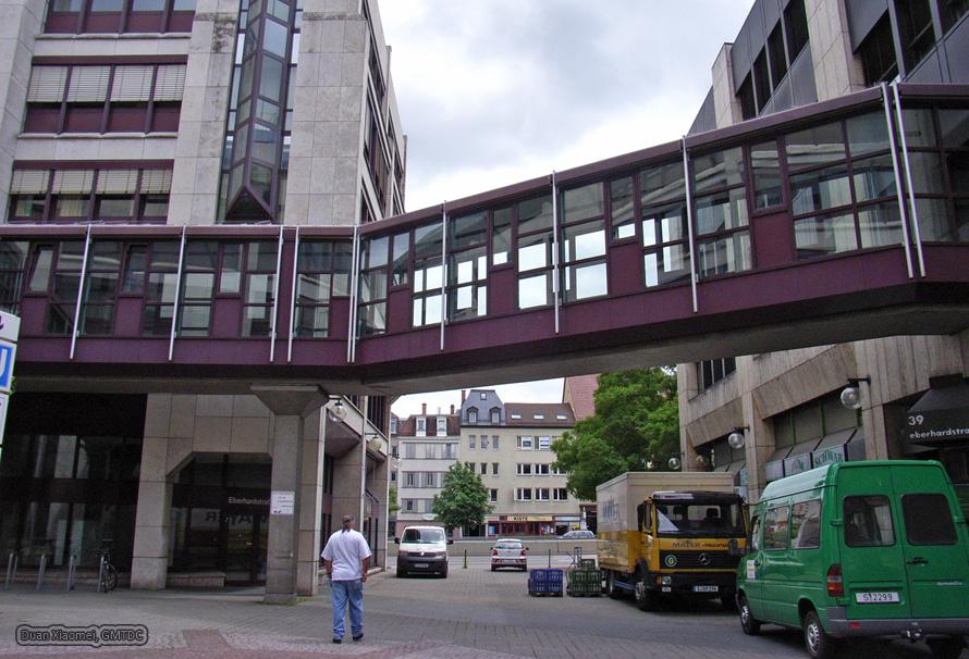 Stuttgart urban transport