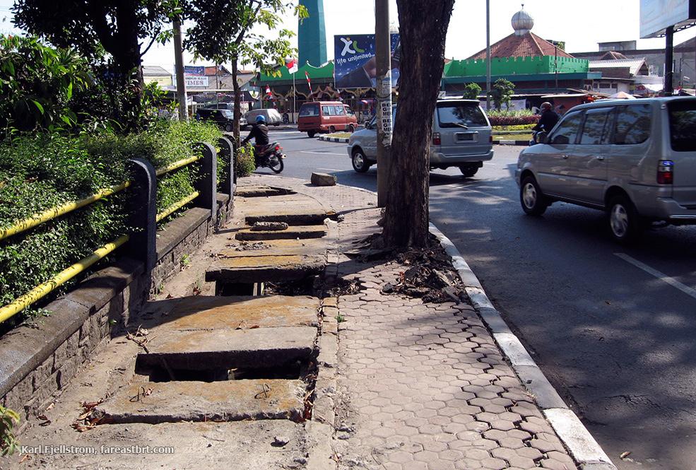 Surabaya urban transport