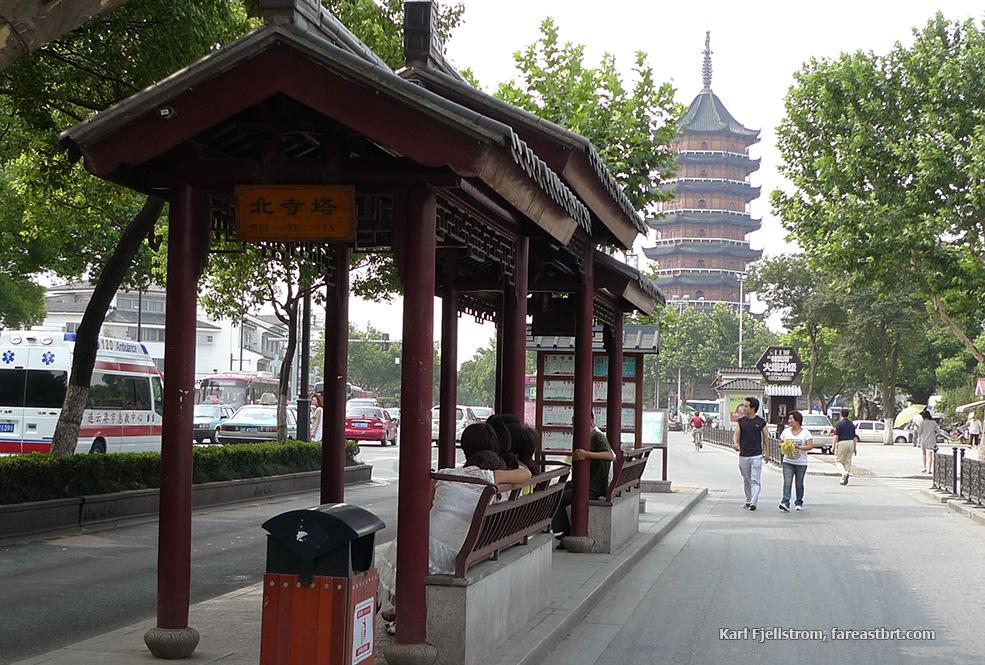 Suzhou urban transport