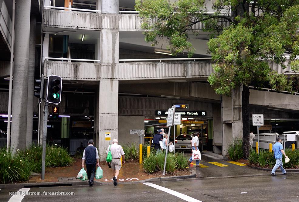 Sydney urban transport