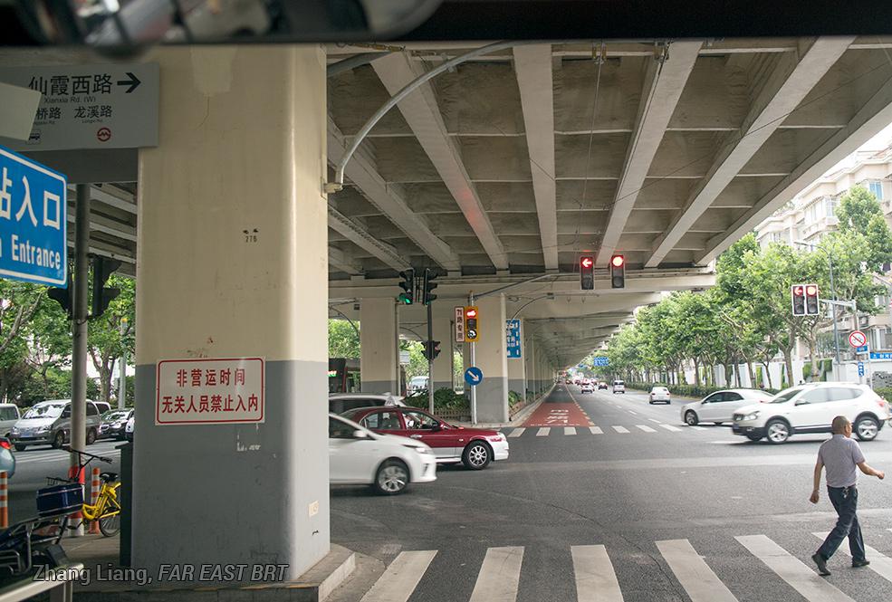 Shanghai urban transport