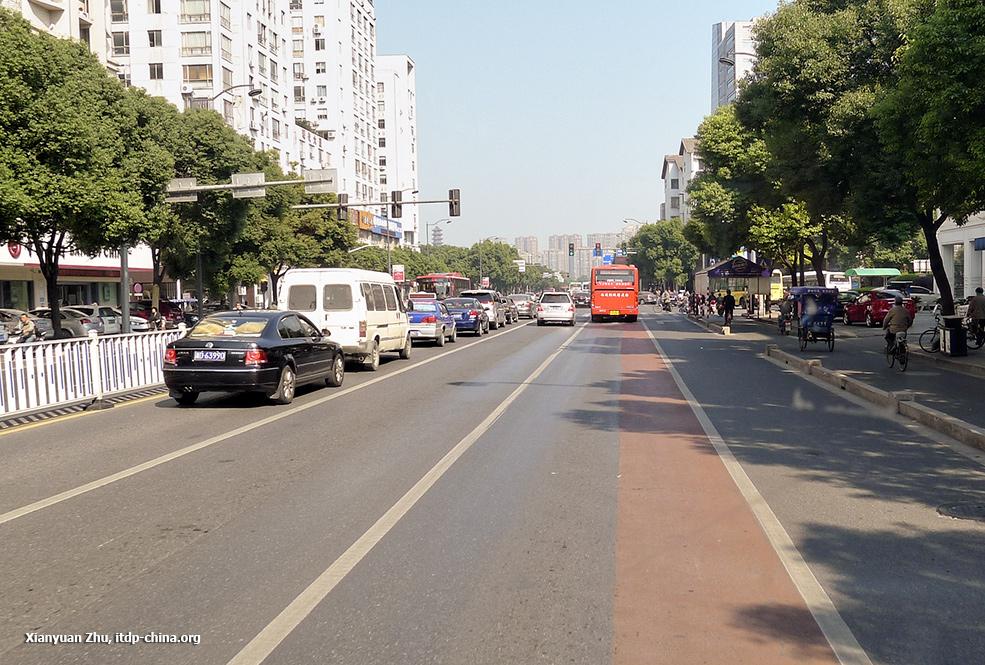 Shaoxing urban transport