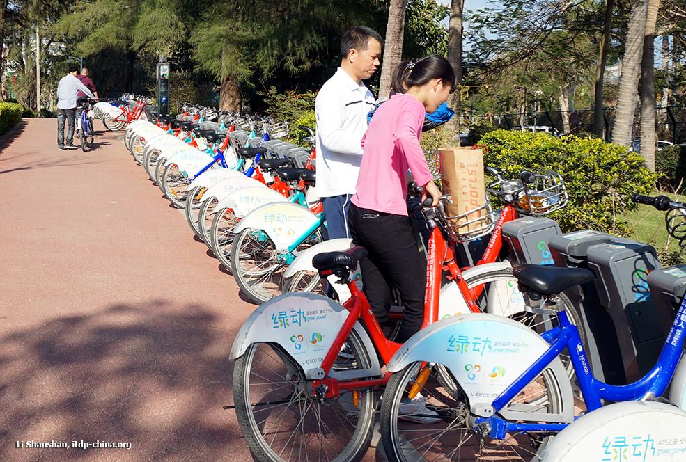 Shenzhen urban transport