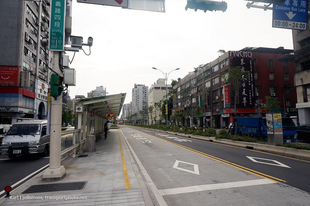Taipei urban transport