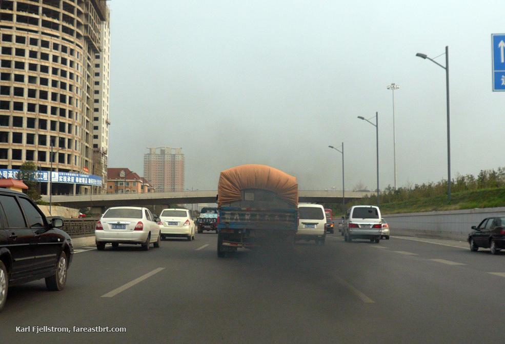 Taiyuan urban transport
