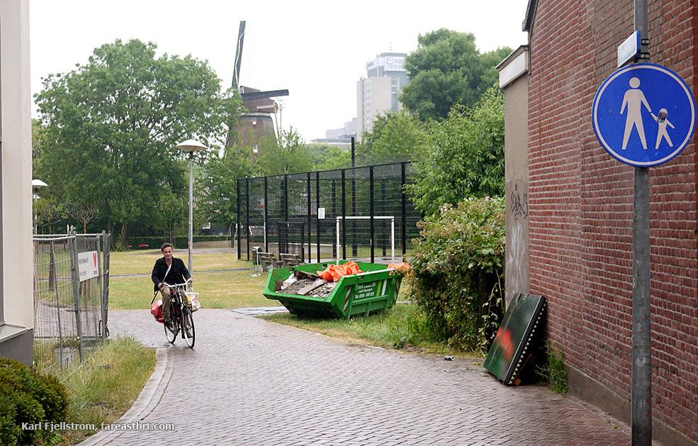 Utrecht urban transport
