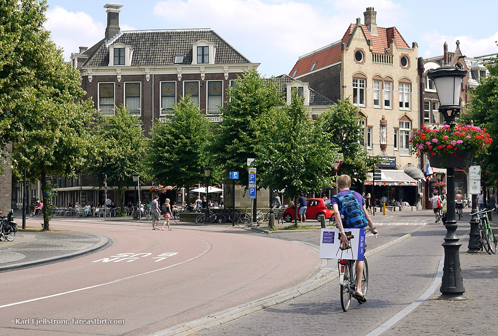 Utrecht urban transport