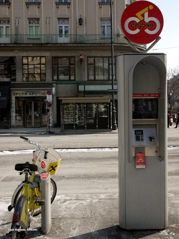 Vienna urban transport