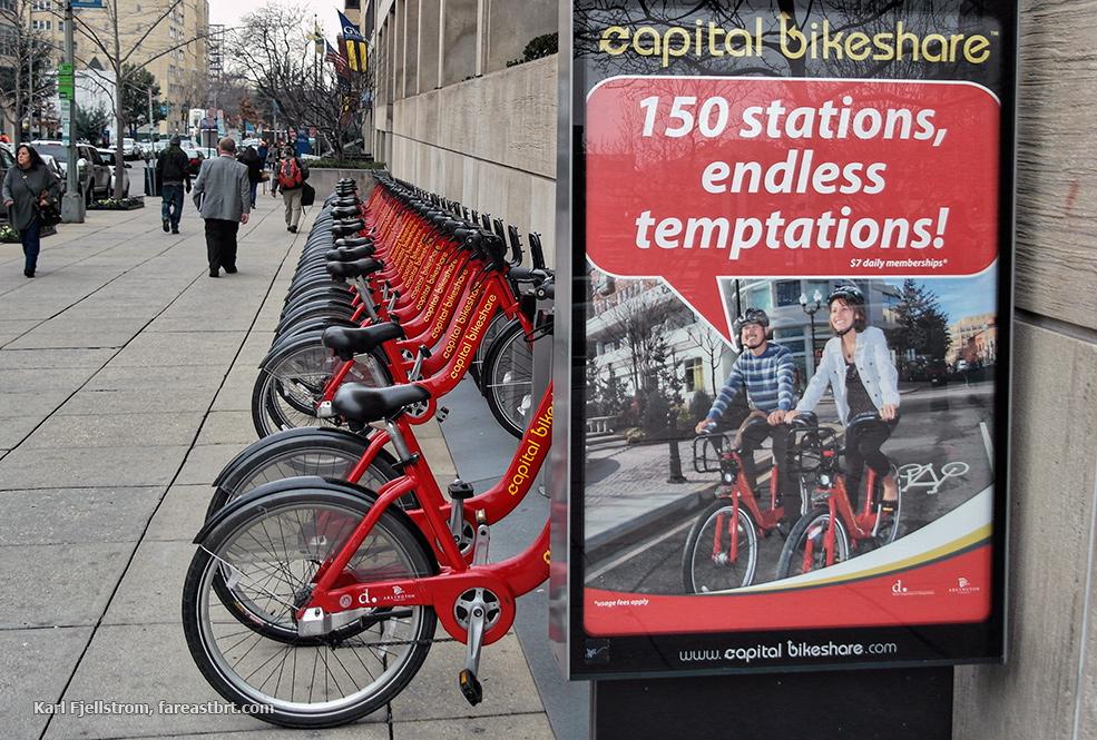 Washington urban transport