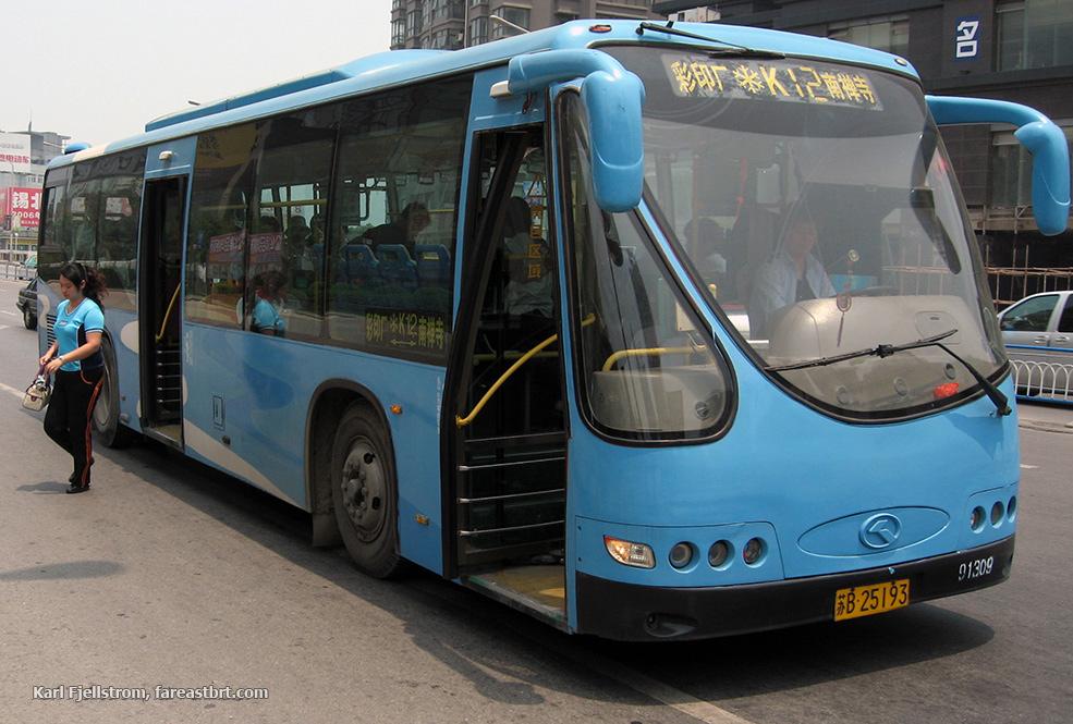 Wuxi urban transport