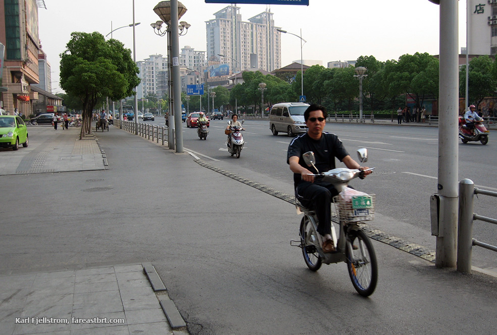 Wuxi urban transport