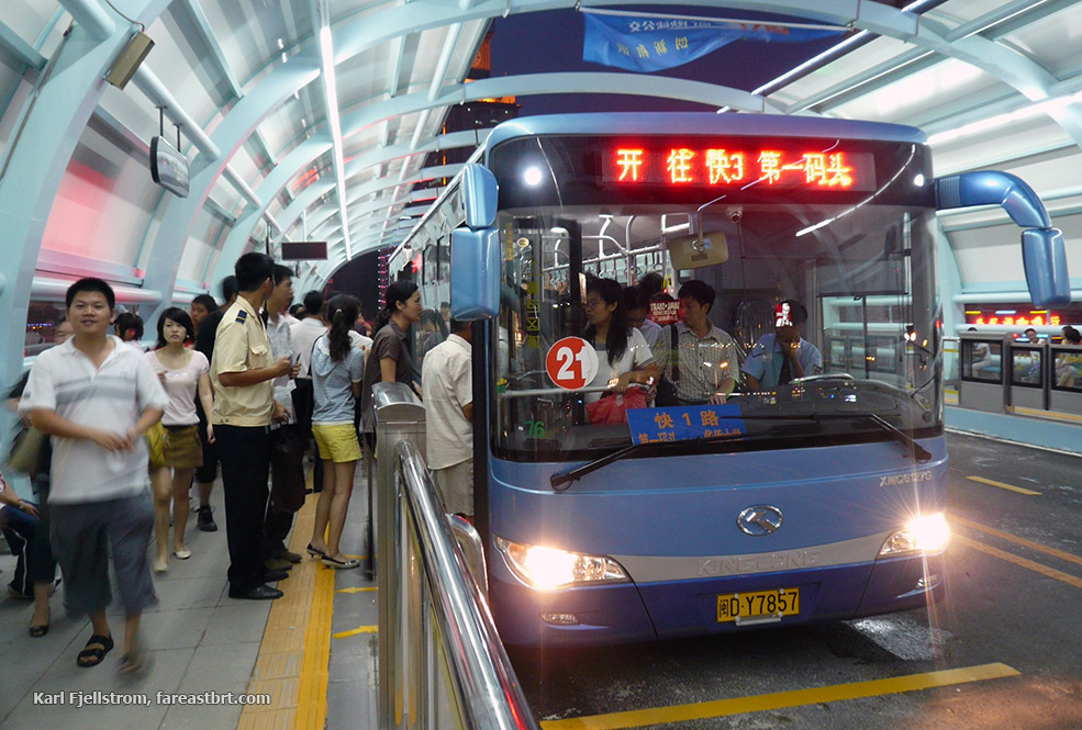 Xiamen urban transport