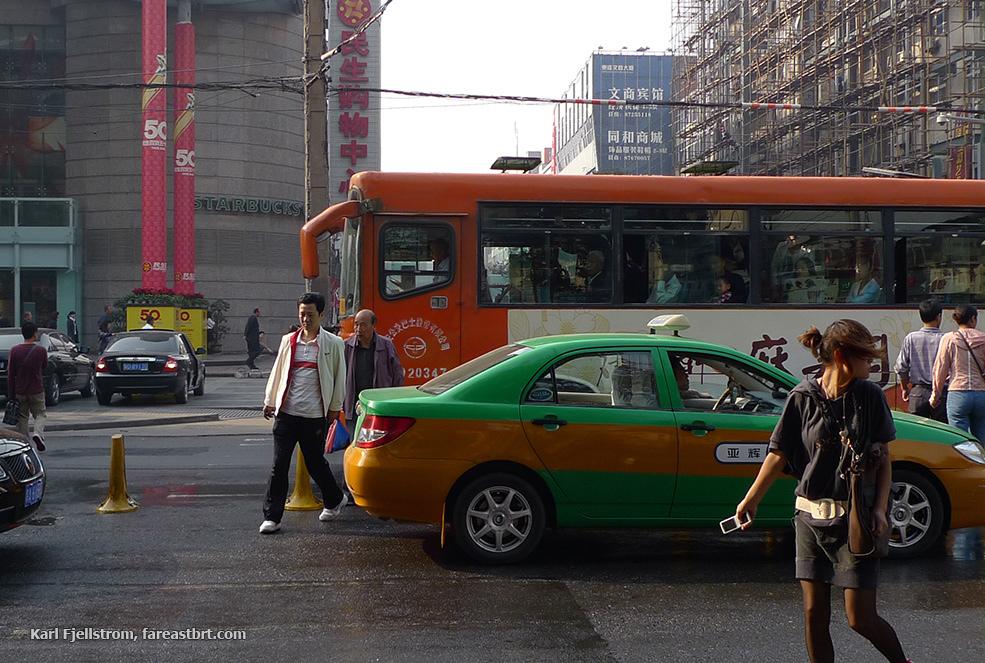 Xian urban transport