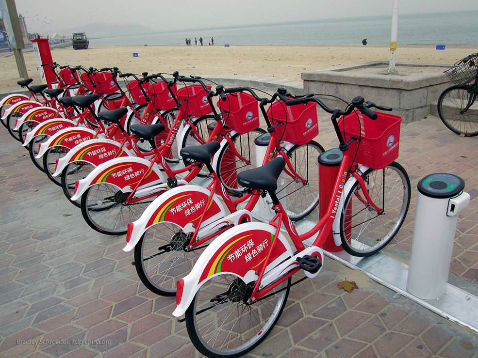 Yantai urban transport