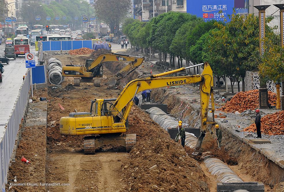 宜昌城市交通