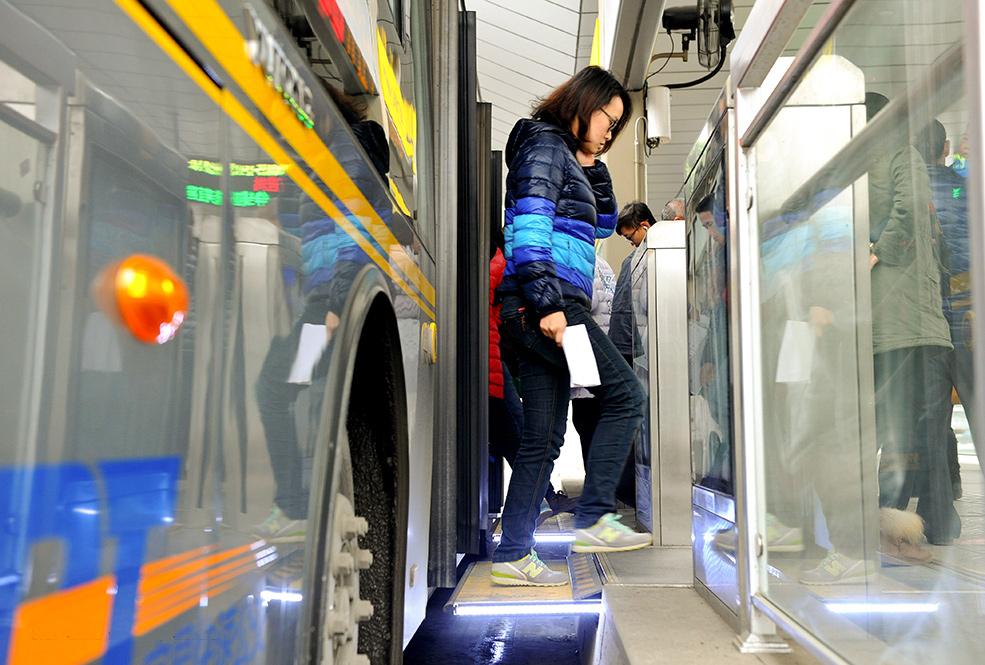 Yichang urban transport