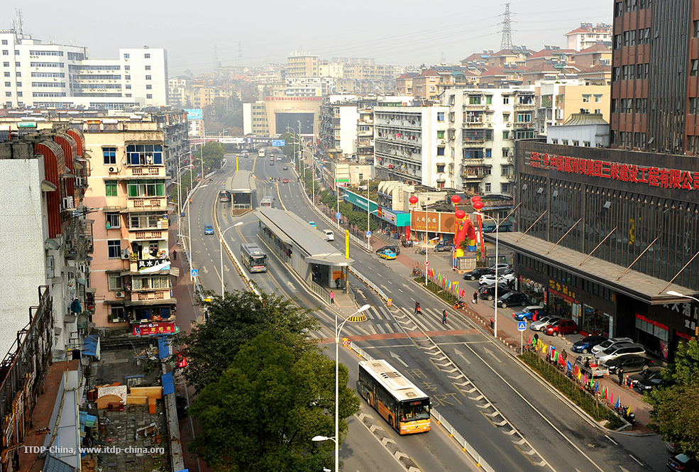 Yichang urban transport