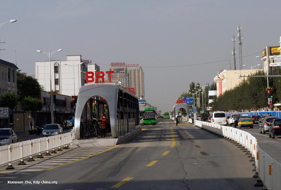 银川城市交通