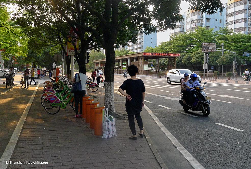 Zhongshan urban transport